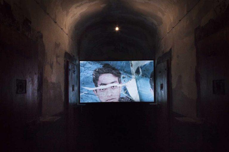 installation view VISIO 2018 - Le Murate Art Project, Firenze, ph. Federica Di Giovanni